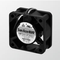 日本San AceDC12V9WP0412H6001