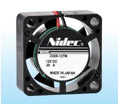NIDEC/尼得科D02X-03TL