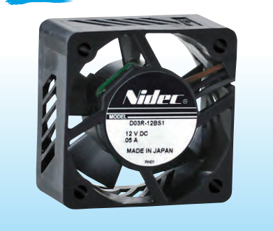 NIDEC/尼得科D03R-12BS1(UX)